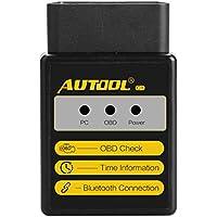 OBD2 Bluetooth Car Diagnostic OBDII Reader Scanner OBD Scan Tool para Android