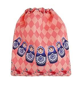 Jeune Premier Ki0180120 Matroushka - Bolsa para niños