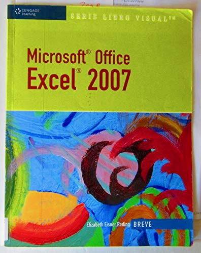 Microsoft Office Excel 2007: SERIE LIBRO VISUAL (Libro Visual/ Visual)