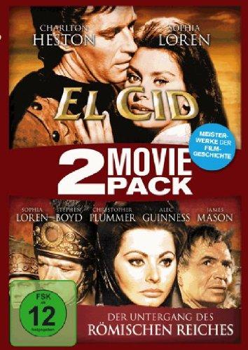 Bild von El Cid / Der Untergang des römischen Reiches - 2 Movie Pack