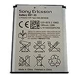 Original Sony Ericsson BST-33 AKKU für Aino Satio Spiro C901 K800i K810i W880i W890i