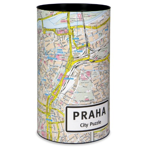 Preisvergleich Produktbild Extragifts City Puzzle - Prag / Praha