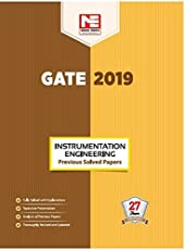 GATE 2019: Instrumentation Engineering - Previous Solved Papers