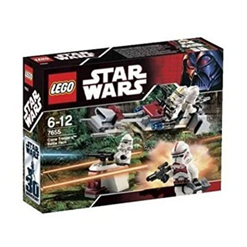 Lego Star Wars 7655 - Clone Troopers Battle Pack