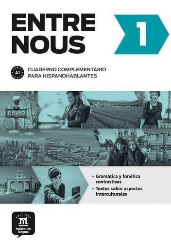 Entre Nous 1 Espagne Cahier Compagnon + CD A1 por VVAA