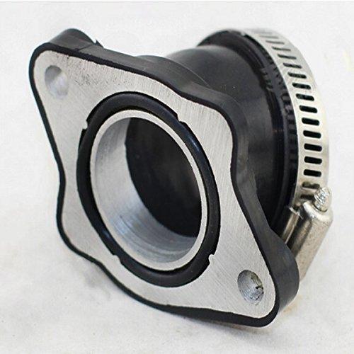 Preisvergleich Produktbild ILS - PE Carburetor Rubber Angled Adapter Connector Intake Pipe Fittings For Motorcycle Dirt Bike