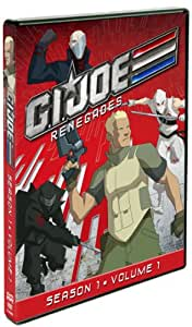 Gi Joe: Renegades Season One Vol 1 (2pc) [DVD] [Region 1] [NTSC] [US Import]