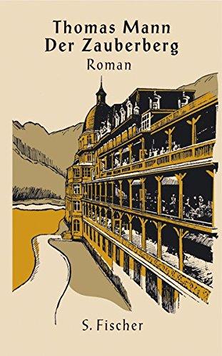 Buchseite und Rezensionen zu 'Der Zauberberg' von Thomas Mann