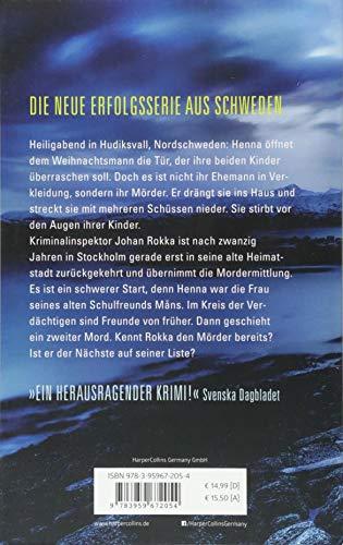 Der Schmetterling: Schweden Krimi Neuerscheinung 2018 (Ein Johan-Rokka-Krimi): Alle Infos bei Amazon