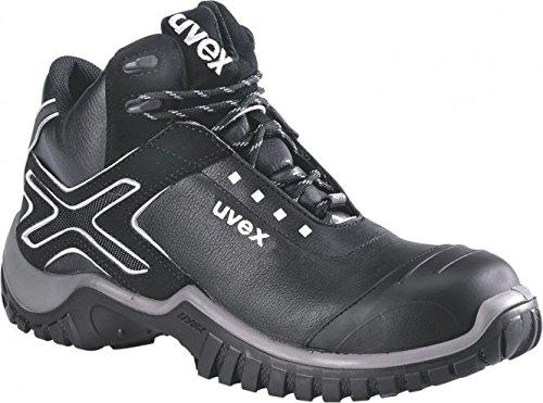 """Uvex Stiefel """"Xenova"""" S3 ESD EN ISO 20345 Schwarz"""
