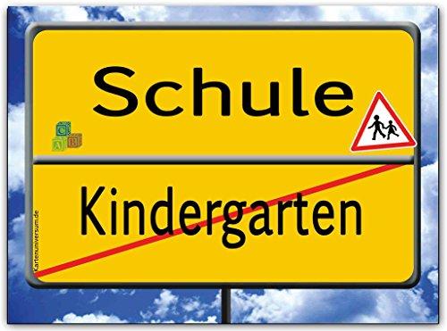 Einladungskarten zur Einschulung Schulanfang Schule Einladung Karten i-Dötzchen 20 Stück - 2
