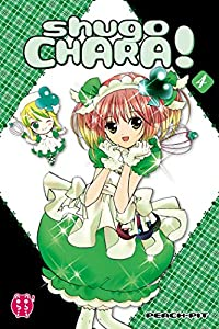 Shugo Chara ! Nouvelle édition Tome 4
