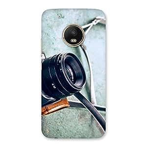 Neo World Lens Love Back Case Cover for Moto G5 Plus