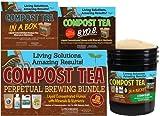 Préparation du thé de compost Bundle 50...