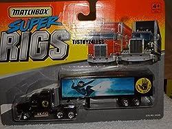 Matchbox Collectibles Super Rigs 1996 Body Glove