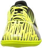 Puma Meteor Sala LT, Herren Futsalschuhe, Gelb (safety yellow-black 04), 44 EU (9.5 Herren UK) - 4