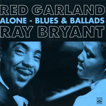 Red Garland: Red Alone/Blues & Ballads (Audio CD)