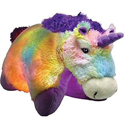 Glow Pet 16-inch Magical Unicorn Soft Toy