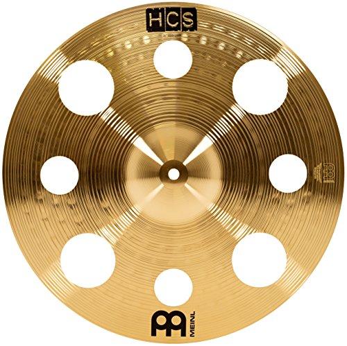 """Meinl Cymbals HCS16TRC HCS Trash - Piatto Crash, 16"""" (40,6 cm)"""