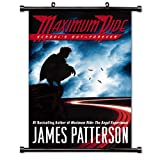Maximum Ride: School's Out Forever (James Patterson) Fabric Wall Scroll Poster (32 x 51) Inches by Anime Wall Scrolls