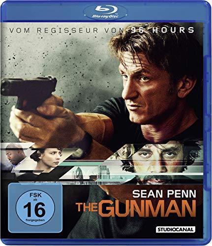 The Gunman [Blu-ray] -