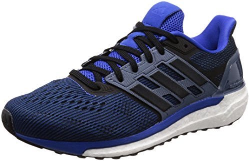 adidas Supernova M, Scarpe da Running Uomo Rosso (Hi-res Red S18/core Black/raw Steel S18)