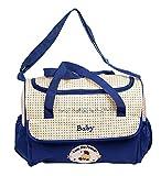 BornBabyKids Diaper Bag Multi Compartmen...
