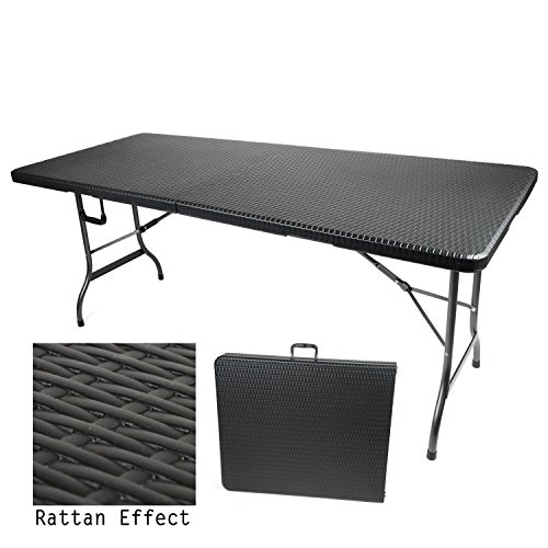 6ft-blow-moulded-folding-trestle-table-camping-garden-dining-rattan-effect