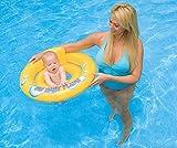 OOFWY Baby-Schwimmen-Ring-Kinder sitzen Ring Baby Baby Dick Doppel Lap 0-3 Jährig Wasser Aufblasbares Schwimm Row
