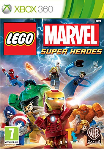 LEGO Marvel Super Heroes (Marvel 360 Xbox Lego Videospiel)