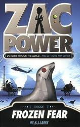 Frozen Fear (Zac Power)