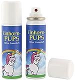 Einhorn Pupsspray 2er Set Süßer Raumspray Duftspray Einhorn pups Spray pupsspray ( 2 x 50 ml )