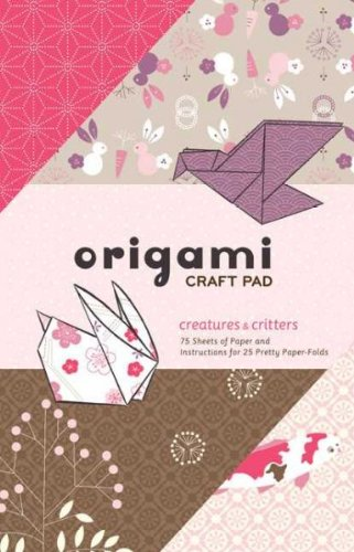 (ORIGAMI CRAFT PAD: CREATURES AND CRITTERS) BY Stratton, Randy(Author)Paperback on (04 , 2008)