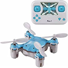 PowerLead Mini RC Drone 2.4GHz RC Quadcopter 6 Axis Gyro Remote Control Drone with Headless Mode 3D Roll RC Helicopte