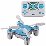 PowerLead Mini RC Drone 2,4 GHz RC Quadcopter 6 Axis Gyro control remoto Drone con modo Headless 3D Roll RC Helicopte