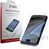 ZAGG Invisible Shield HD Dry Full Body Screen Protector for Samsung Galaxy S7 Edge