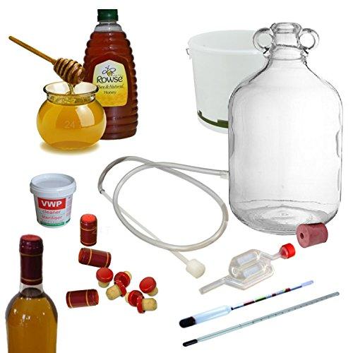 traditional-mead-honey-wine-making-kit-full-starter-6-bottles-45l-homebrew-set