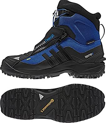 Adidas performance hiver pour homme blubea/cblack/cblack 6.5