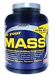 Die besten unbekannt und Protein-Shakes - MHP Up Your Mass Weight Gainer Gain Bewertungen
