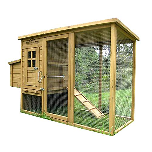 Pets Imperial Devonshire Large Chicken Coop Hen House Ark Poultry Run Nest Rabbit Hutch Box Suitable...