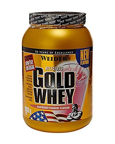 Weider Gold Whey Frambuesa Yogur - 908 gr