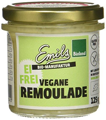 Emils Bioland vegane Remoulade, 125 g