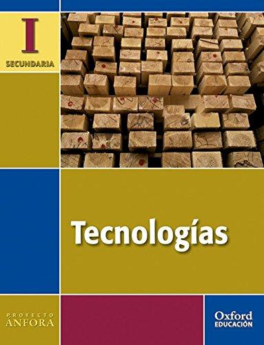 Tecnologías I ESO Ánfora. Pack (Libro del Alumno + Cuaderno) - 9788467336511