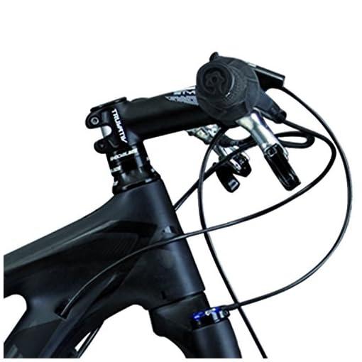 "Shockblaze BK14SB1401 Krs Team Evo 27.5"" Mountain Bike, Nero"