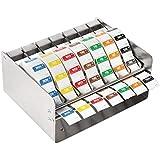 Oferta Especial - Los días de la semana y dispensador de etiquetas Juego completo para toda la semana (7 x rollos de 1.000 etiquetas y dispensador).