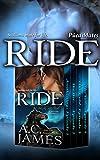 Ride: Felicity and Niall: BBW Paranormal Shape Shifter Romance (Puca Mates Season One Box Set, Episodes 1-4)