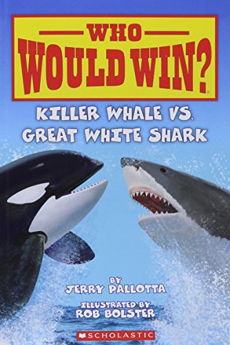 Killer Whale vs. Great White Shark (Who Would Win?) por Jerry Pallotta