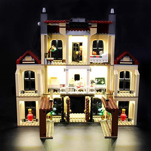 LIGHTAILING Conjunto de Luces (Jurassic World Indorraptor) Modelo de Construcción de Bloques - Kit de luz LED Compatible con Lego 75930 (NO Incluido en el Modelo)