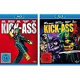 Kick-Ass 1 + 2 im Set - Deutsche Originalware