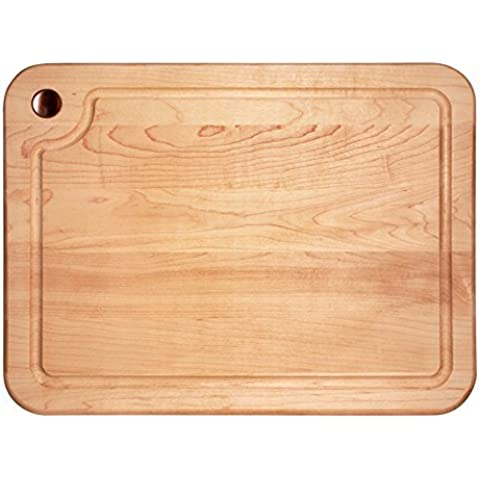 J.K. Adams Company MED-1612 Medallion Carving Board,